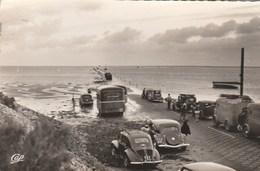 ILE DE NOIMOUTIER (85) Le GOIS  AVEC VOITURES EN 1961 - Ile De Noirmoutier