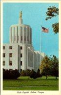 Oregon Salem State Capitol Building - Salem