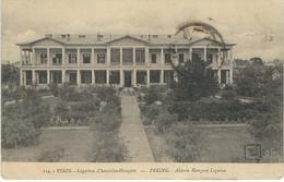 CHINE - CHINA -  114. - PEKIN - Légation D'Autriche-Hongrie - Cachet De La Poste 1924 - Chine