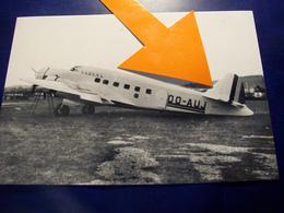 SIAI S73 SABENA OO-AUJ Con Timone Direzionale Particolae - Aviation