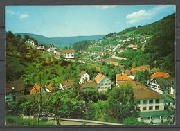 Deutschland BAD PETERSTAL Schwarzwald (gesendet 1992, Mit Briefmarke) - Bad Peterstal-Griesbach