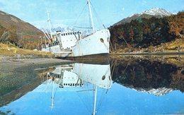 POSTAL. POSTCARD. BARCO. BOATS. FISHING BOAT.- NTVG. - Pesca