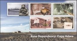 Ross Depency 2019 Bloc Feuillet Cape Adare Neuf ** - Neufs