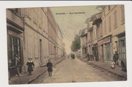 GRENADE-SUR-GARONNE  Lot De 5 Cartes - Frankrijk
