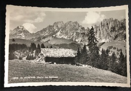 Am Jaunpass Hütte/ Gastlosen - BE Berne