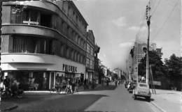 78 - Sartrouville - Avenue Jean-Jaurès (animée Prisunic 2 CV...découpe) - Sartrouville
