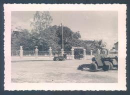 Viet Nam Militaria 3e Batterie  10e R. C. A.  1953 Photo Originale 6 X 9 Cm - War, Military