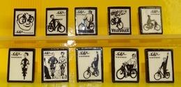 Fève   - Série Complète - Solex Vintage  - Vélo Solex - Réf AFF 2019 32 - Autres