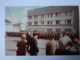 Saint Aubin Sur Mer (14) - Cérémonie Canadienne - 05-06-1984 - Oorlog, Militair