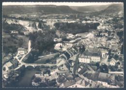 25 ORNANS Vue Panoramique Aérienne  Le Pont Sur La Loue - Unclassified
