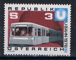 Oostenrijk Y/T 1397 (**) - 1945-.... 2ème République