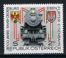 Oostenrijk Y/T 1456 (**) - 1945-.... 2ème République