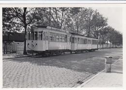 ETG Gent - Tram Emr.206 - Afsneelaan - Kleine Foto 8 X 5,50 Cm (geen Postkaart) - Gent