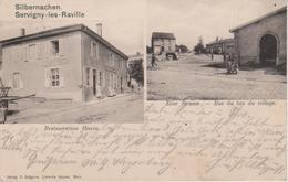57 - SERVIGNY LES RAVILLE - 2 VUES - RESTAURANT HOUIN - E.GREGOIRE - Other Municipalities