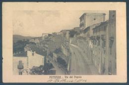Basilicata POTENZA Via Del Popolo - Potenza