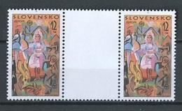 Europa CEPT 1998 Slovaquie - Slovakia - Slowakei Y&T N°266 - Michel N°309 *** - Interpanneau - Europa-CEPT