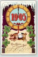 53140245 - 1905 Schwein Neujahr - Anno Nuovo