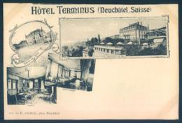 NE Neuchatel Hotel Terminus - NE Neuchatel