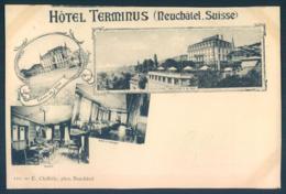 NE Neuchatel Hotel Terminus - NE Neuchâtel
