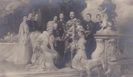 AK Das Deutsche Kaiserhaus - Keiser Wilhelm II Und Familie - Baden-Baden Nach Dellmensingen 1906 (46000) - Königshäuser