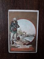 L25/166 Chromo - Epicerie Parisienne . Beaune. Sous Officier D'infanterie De Marine - Other