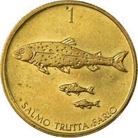 Monnaie, Slovénie, Tolar, 1999, TTB, Nickel-brass, KM:4 - Slovénie