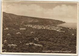 Y4801 Sorrento (Napoli) - Panorama Da Casarlano / Viaggiata 1957 - Andere Steden