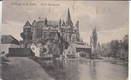 Limburg A. D. Lahn - Dom, Rückseite - Limburg
