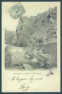 81 MAZAMET Rocher D'Hautpoul - Mazamet
