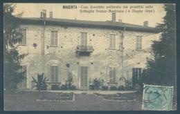 Lombardia MAGENTA Casa Giacobbe Perforata - Italia