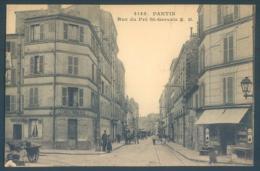 93 PANTIN Rue Du Près St Gervais - Pantin
