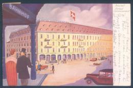 BS BASEL Hotel Continental Et Bahnhof - BS Bâle-Ville