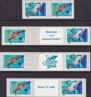 AUSTRALIA 1998 Planet Ocean Sc 1708-09 MNH P&S - 1990-99 Elizabeth II