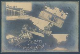 Toscana Saluti Da Montecatini - Autres Villes