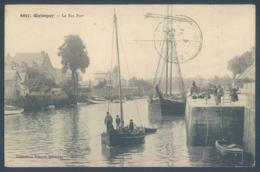 29 QUIMPER Le Bas Port - Quimper