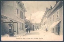 01 DIVONNE Les BAINS Hotel De La Truite Et La Poste - Divonne Les Bains