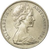 Monnaie, Australie, Elizabeth II, 10 Cents, 1982, TTB, Copper-nickel, KM:65 - Decimal Coinage (1966-...)