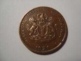 MONNAIE NIGERIA 1 KOBO 1974 - Nigeria