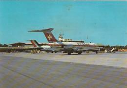 AEROPORTO-AEROPORT-AIRPORT-FLUGHAFEN-FORLANINI-LINATE-MILANO-ITALIA-VERA FOTOGRAFIA VIAGGIATA - Aérodromes
