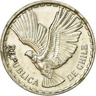 Monnaie, Chile, 2 Centesimos, 1969, TTB, Aluminum-Bronze, KM:193 - Chile