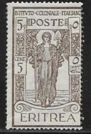 "Eritrea Scott # B11 MNH ""Peace"", 1926 - Eritrea"