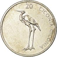 Monnaie, Slovénie, 20 Stotinov, 2003, TTB, Aluminium, KM:8 - Slovénie