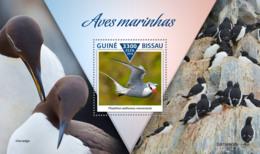 Guinea Bissau  2019  Fauna Sea Birds S201911 - Guinea-Bissau