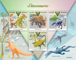 Guinea Bissau  2019  Dinosaurs S201911 - Guinea-Bissau
