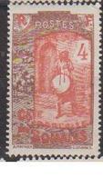 COTE DES SOMALIS      N°  YVERT  : 85    NEUF AVEC  CHARNIERES      (  CH  02/45 ) - Unused Stamps