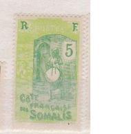 COTE DES SOMALIS      N°  YVERT  : 86    NEUF AVEC  CHARNIERES      (  CH  02/45 ) - Unused Stamps