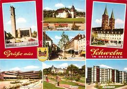 73268027 Schwelm St. Marien Maerkischer-Platz Schloss-Martfeld Minigolf Moltkest - Schwelm