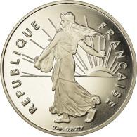 Monnaie, France, Semeuse, Franc, 1996, Paris, Proof, FDC, Nickel, Gadoury:474b - France