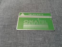 Burundi - Nice Phonecard 406A - Burundi