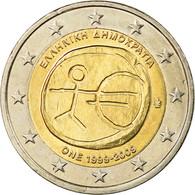 Grèce, 2 Euro, EMU, 2009, SPL, Bi-Metallic - Grèce
